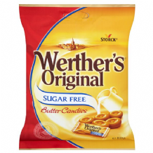 Werther's Original Sugar Free 80g